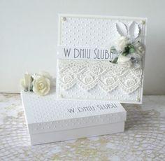 Wedding card by made-by-viva, via Flickr