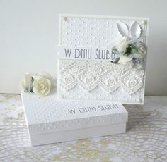 Wedding card by made-by-viva, via Flickr