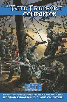 Fate Freeport Companion - Sphärenmeisters Spiele