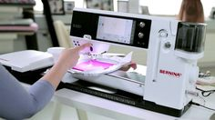 BERNINA CutWork: how to use CutWork with your BERNINA embroidery system - YouTube