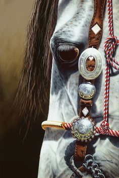 """Cholo"" By: Shannon Lawlor. My Favorite Equine Artist!. A painting I MUST have at some point."