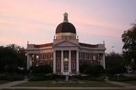 The University of Southern Mississippi. Beautiful.