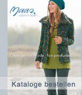 Maas Natur : Online Katalog für Naturtextilien, Damenmode, Herrenmode, Kindermode,...