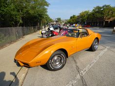 From Cruise-ins to Concours