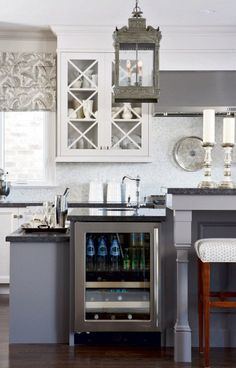 Design by Sarah Richardson and Thomas Smythe for Sarah's House 4 on HGTV Canada.  Photograph by Stacey Brandford.  Via Globe & Mail.