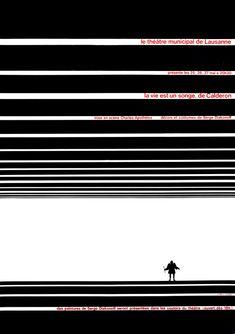 La Vie est un songe, de Calderon - Theatre Municipal de Lausanne by Poretti, Aldo