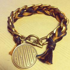 "#Bracelet ""Amour"" #collection ""I Got Mine""  #charms #HandMade #MadeInFrance #Lifestyle #rio #bresil #brasil #france #amour"