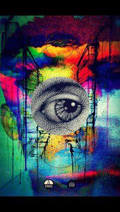 Abstractismo a la vista | por: Jorge Khan.