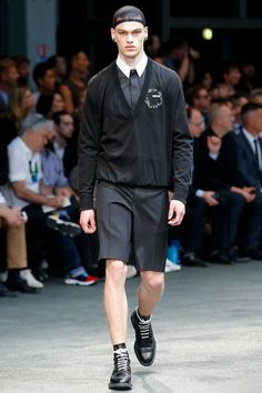 Givenchy Spring 2015 Menswear Collection - Vogue