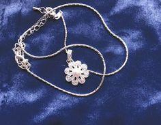 Newbridge Princess Grace Collection Vintage Floral Pendant, Pearl Irish Jewelry, Pearl Set, Flower Shape, Vintage Floral, Pendant Necklace, Boutique, Collection, Princess, Bracelets