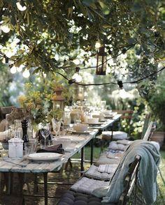 34 beautiful diy backyard gazebo design and decorating ideas Backyard Gazebo, Backyard Farming, Wedding Backyard, Wedding Table, Patio Roof, Wedding Pergola, Outdoor Pergola, Wedding Rustic, Forest Wedding