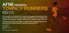 Town of Runners és un documental sobre els corredors joves de Bekoji – un poble de l'altiplà etíop que ha produït alguns del atletes més grans del món a distancia, com Tirunesh Dibaba, Kenenisa Bekele o Derartu Tulu.