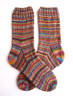 Ravelry: SmokingHotNeedles' handspun Hula & Belly Dance socks