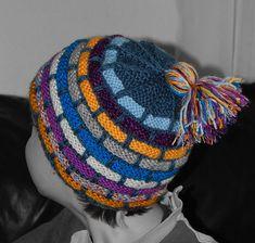 Ravelry: Brick Hat pattern by Corinne Fourcade