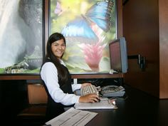 Summer Jobs Service student at work - hotels
