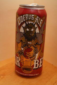 Cigar City - GWAR Beer Oderus Ale
