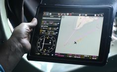 Search for missing Malaysian plan