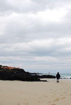 곽지과물해변, 제주도, 2011.12.31