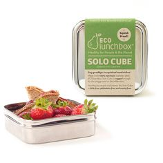 Solo Snack Cube – BeHomeWell