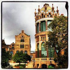 Hospital de Sant Pau - Barcelona, Spain
