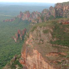 Chapada dos Guimarães - Mato Grosso - Brazil