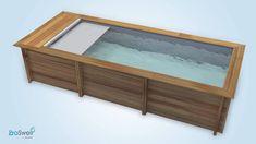 Swiming Pool, Swimming Pools Backyard, Outdoor Fun, Outdoor Spaces, Kleiner Pool Design, Little Pool, Mini Pool, Timber Deck, Plunge Pool