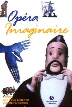 L'Opéra Imaginaire .... Un de mes plus marquants souvenirs de petite enfance. Une oeuvre très bien réussie et impressionnante  pour ceux qui aiment l'Opéra