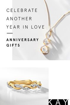 Celebrate another year in love with gorgeous anniversary jewelry gifts from  Kay. Fashion Bracelets 00498c4dc5bd