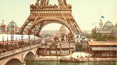 How the Paris World's Fair brought Art Nouveau to the Masses in 1900