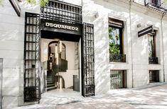 Dsquared2 Madrid Store - Calle de José Ortega y Gasset, 5 #Dsquared2 #D2Stores