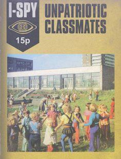 Scarfolk Council: I-Spy Surveillance Books