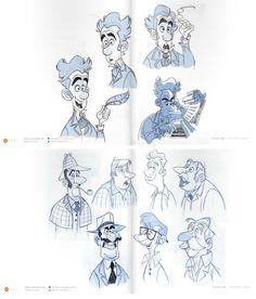 Conheça o portfolio do animador Carlos Luzzi   THECAB - The Concept Art Blog
