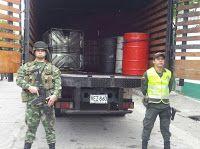 Noticias de Cúcuta: Continúan operaciones contra el narcotráfico en El...