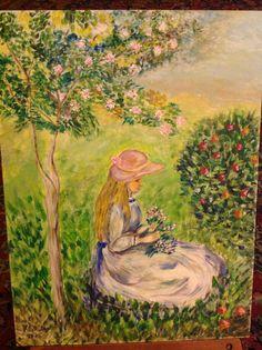 Nel.  Gardino.     Fiorito.  Kloreta Painting, Art, Painting Art, Paintings, Kunst, Paint, Draw, Art Education, Artworks