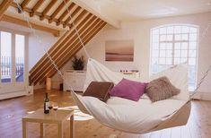 Dachwohnung einrichten