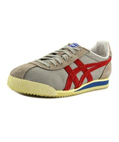 ONITSUKA TIGER BY ASICS | Onitsuka Tiger By Asics Tiger Corsair Vin   Round Toe Synthetic  Sneakers #Shoes #Sneakers #ONITSUKA TIGER BY ASICS