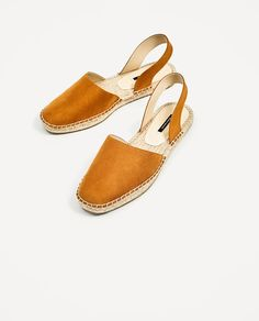 Image 5 of SLINGBACK ESPADRILLES from Zara