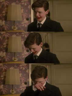 Thomas crying NOOOOO PLZ DONT CRY!!