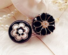 Cute Flower Contact lens Travel Case
