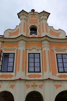 Telč, Czechia Central Europe, Facades, Czech Republic, Prague, Germany, Villa, England, Windows, French