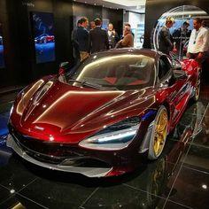 #McLaren #MSO #720S #pristinedetail #shinycarheaven