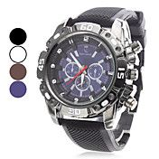 Men's Watch Sports Silicone Strap. Get incredible discounts up to 60% Off at Light in the Box using Coupon and Promo Codes.