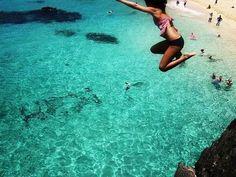 Me in Spiagge bianche Lipari