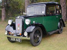 1938 Austin Seven Ruby Dodge Sedan, Vintage Cars, Antique Cars, Austin Cars, Austin Seven, Veteran Car, British Car, Austin Healey, Car Vehicle