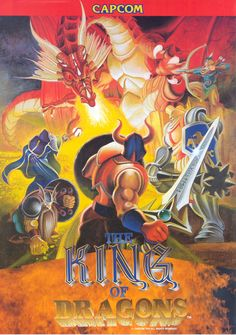 The King of Dragons SNES. If you are a fan of side scrolling hack slash I.e knights of the round