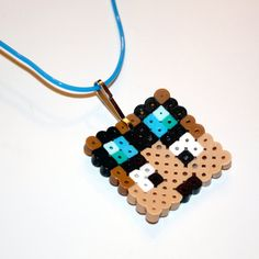 DanTDM Inspired Necklace!  Fun for a gift or party favors