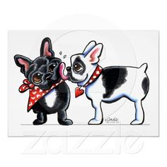 French Kiss Ink Pencil Illustration Posters