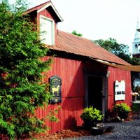 This adorable red barn is located just behind Hibou Decor.  It houses all the garden and patio furniture and is called 2 Barn Owls is in HUDSON, QUEBEC