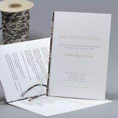 Simply White #Hochzeitskarten mit dem einzigartigen #LibertyBand #kreativehochzeitskarten #Kirchenheft Blossom Grey ML20-000-G.jpg