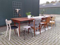 ≥ Antieke XXXL tafel, uitschuifbare eettafel 3.55 m, 14 pers! - Tafels   Eettafels - Marktplaats.nl